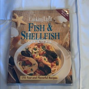 cooking light fish and shellfish cookbook